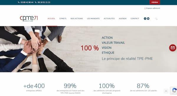 création site internet à Chalon-sur-Saône 71